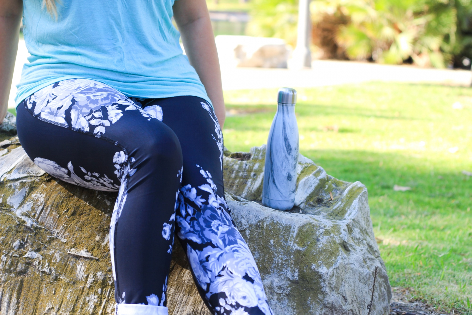 Albion Antigua Slate Extend Leggings