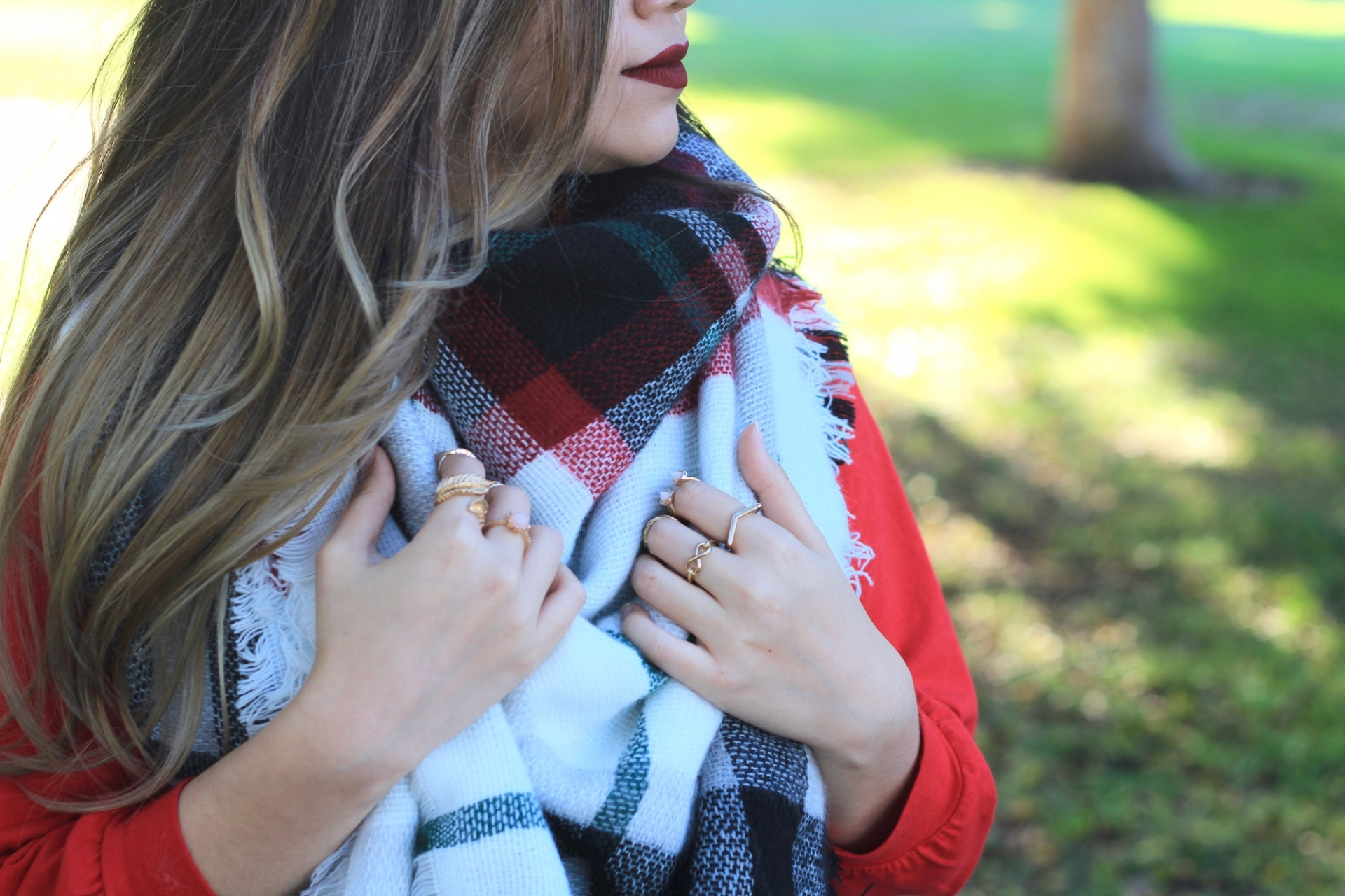 The Mint Julep Boutique Blanket Scarf