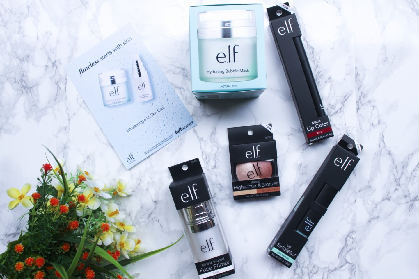 e.l.f. Cosmetics VoxBox Review