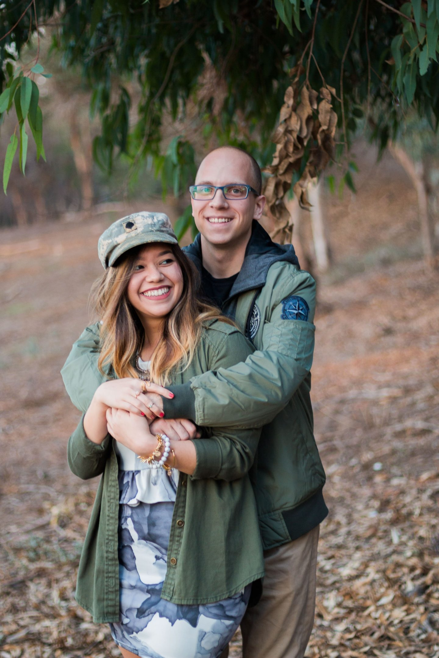Veterans Day Special: Military Jackets Featuring my Army Boyfriend