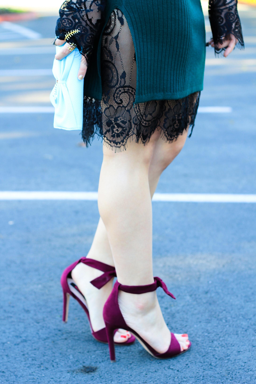 Steve Madden Bowwtye heels