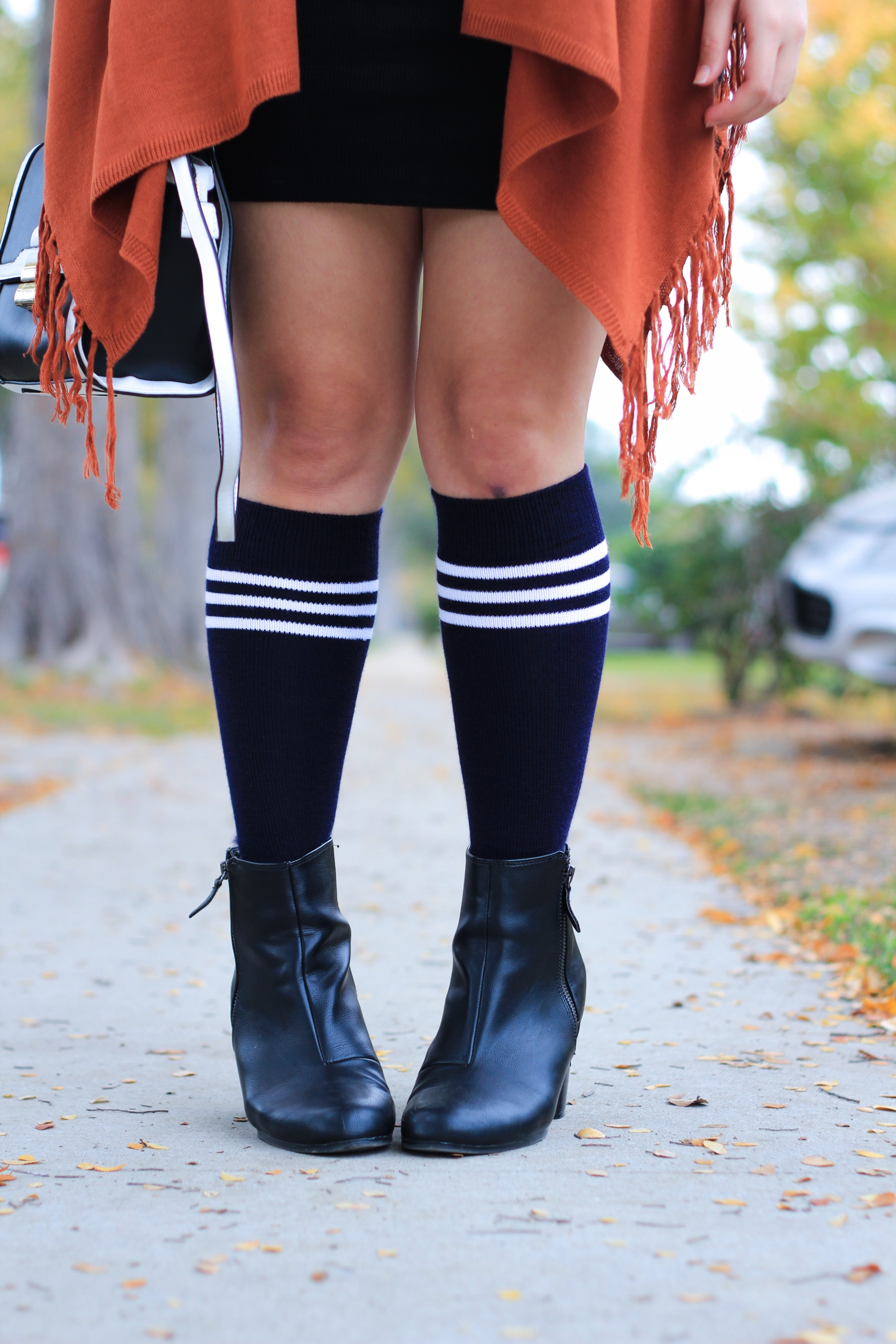 Knee High Tube Socks