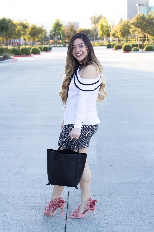 Hazlymay Lily Tote Bag