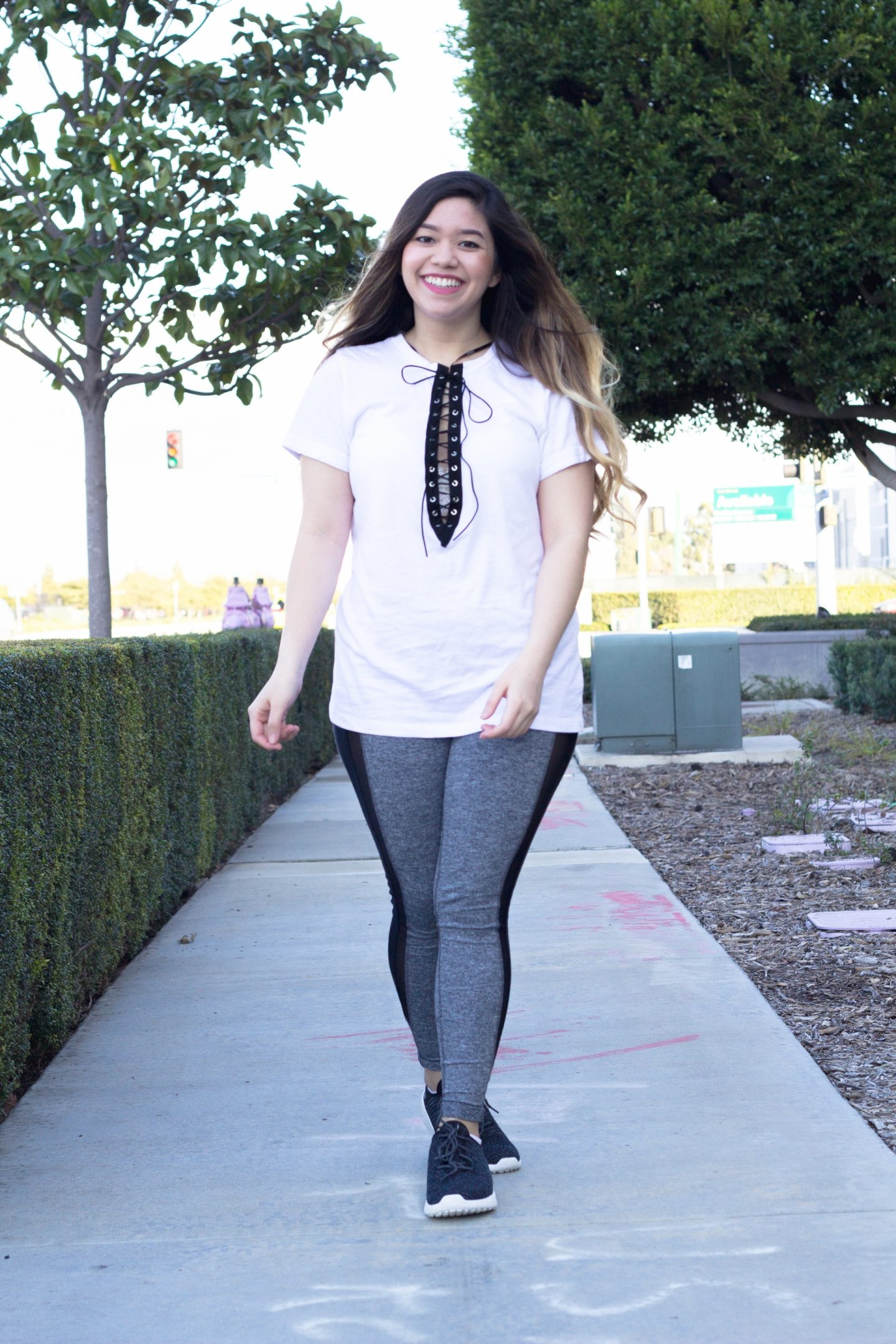 How to Rock the Athleisure Trend with Skechers