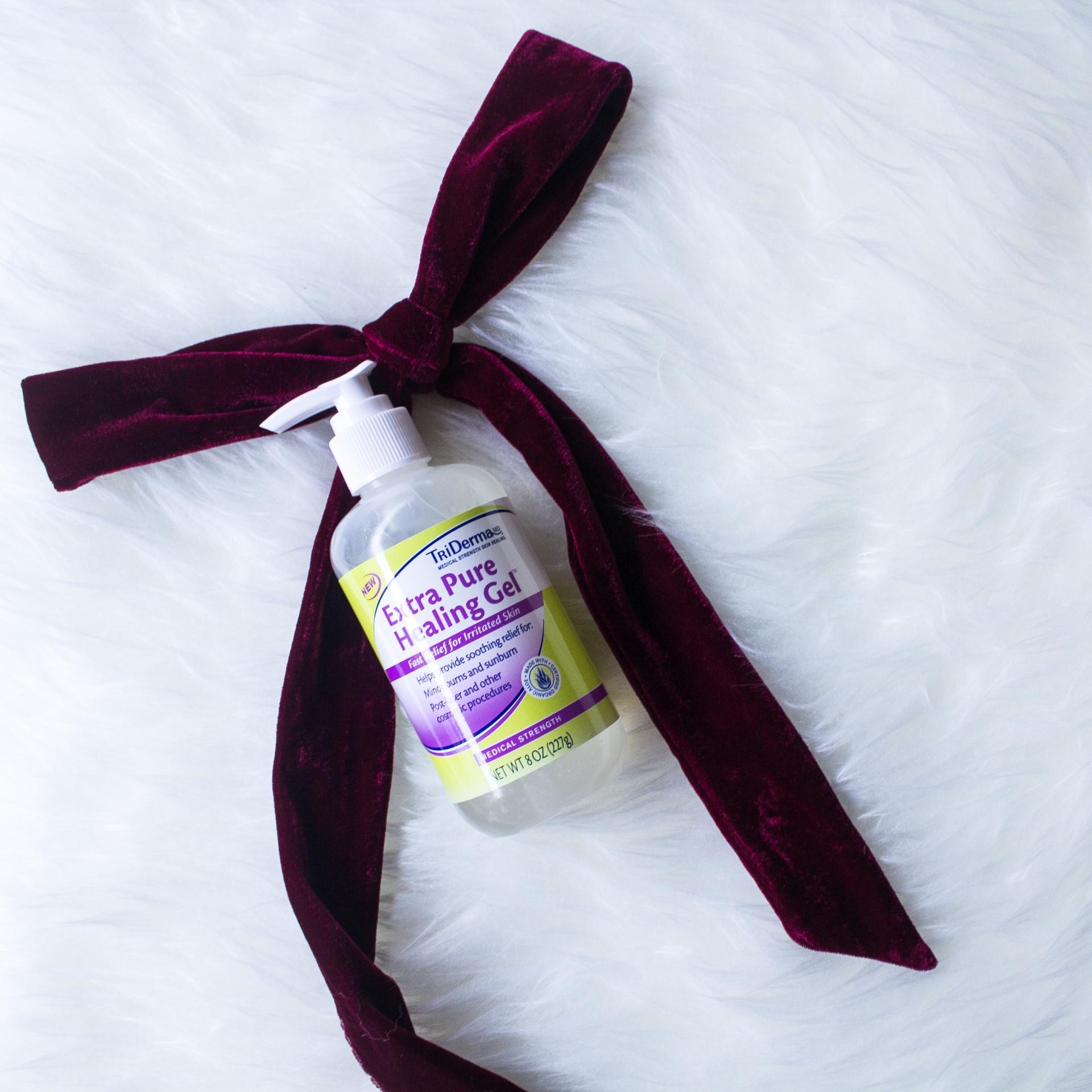 TriDerma Extra Pure Healing Gel