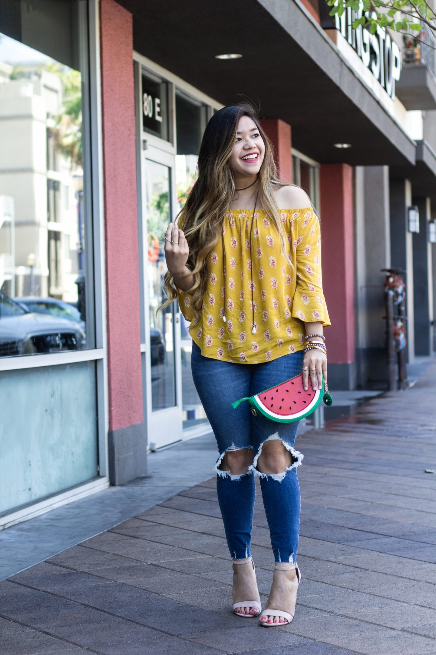 The Perfect Old Navy Rockstar Jeans for Fall