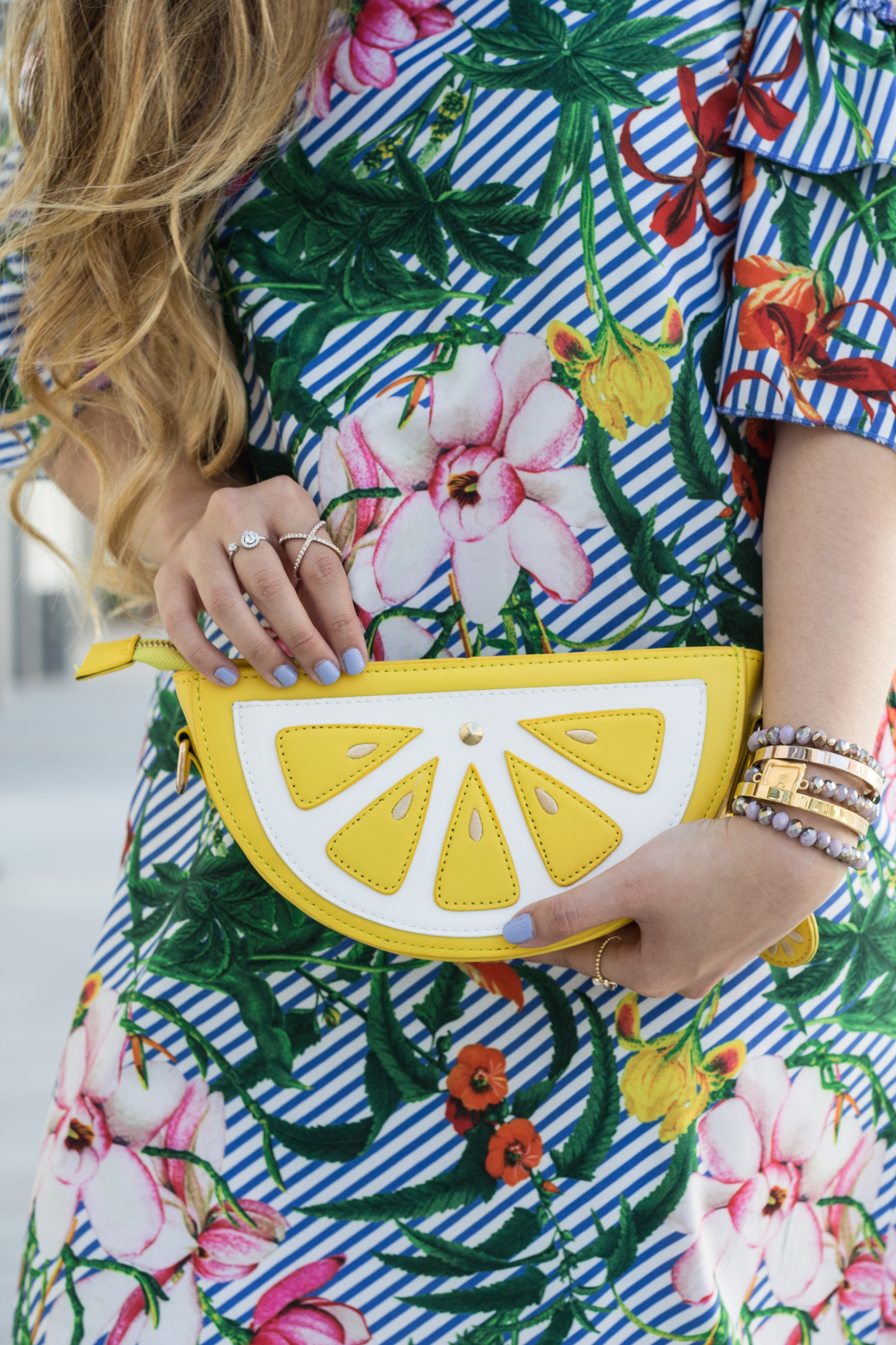 Lemon-Shaped-Clutch-Bag