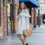 white-lace-tiered-ruffle-dress