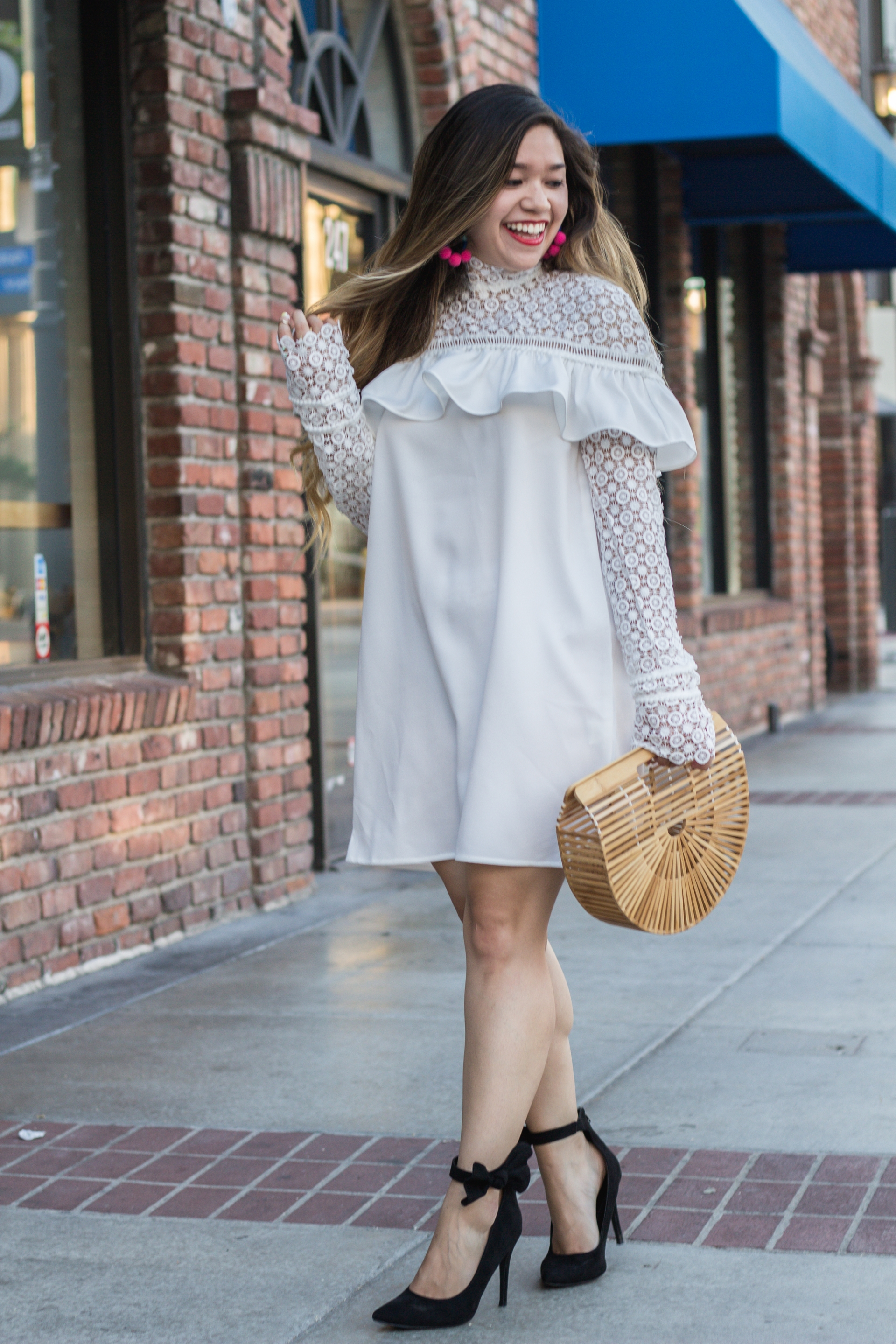 white-lace-panel-tiered-dress