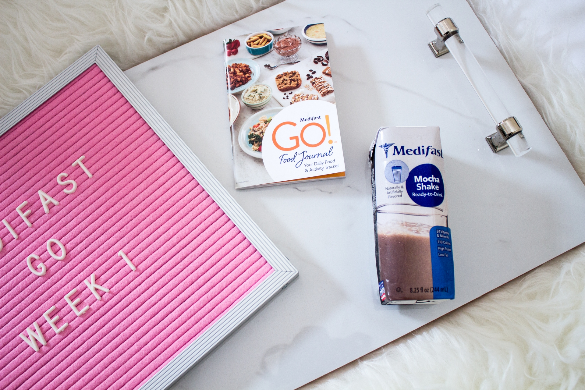 Medifast-Go-Week-1-Update-Food-Journal-Ready-To-Drink-Mocha-Shake