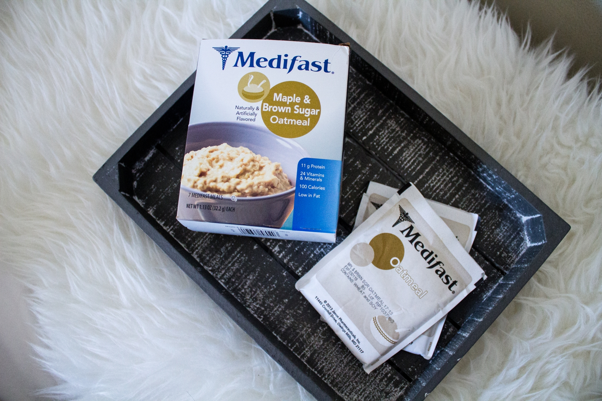 Medifast-Go-Breakfast-Collection-Maple-And-Brown-Sugar-Oatmeals