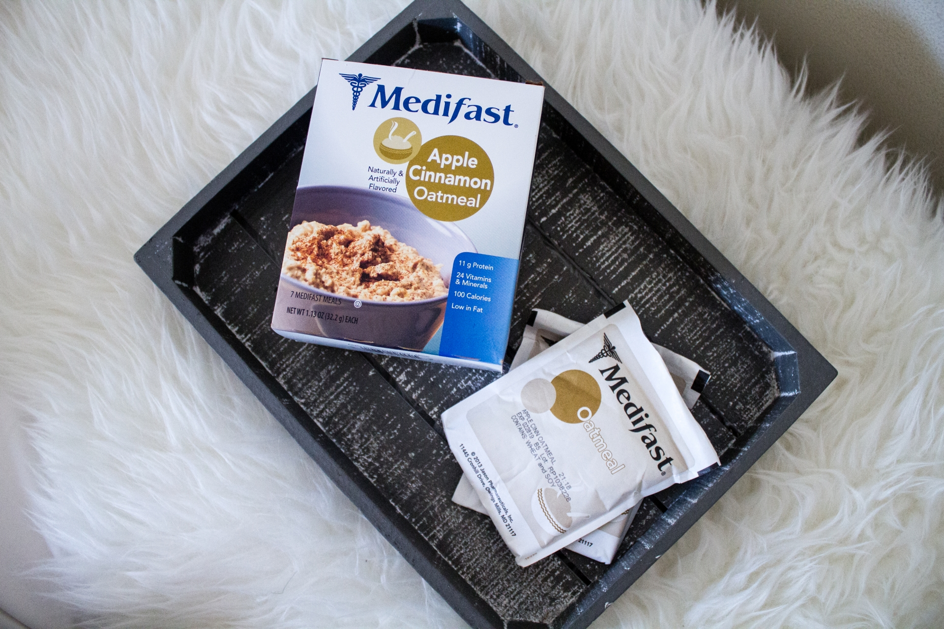 Medifast-Go-Breakfast-Collection-Apple-Cinnamon-Oatmeals