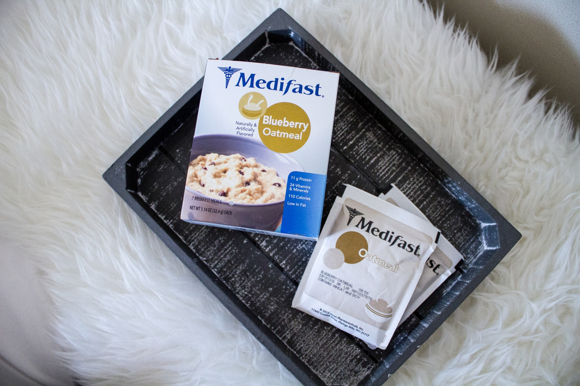 Medifast-Go-Breakfast-Collection-Blueberry-Oatmeals