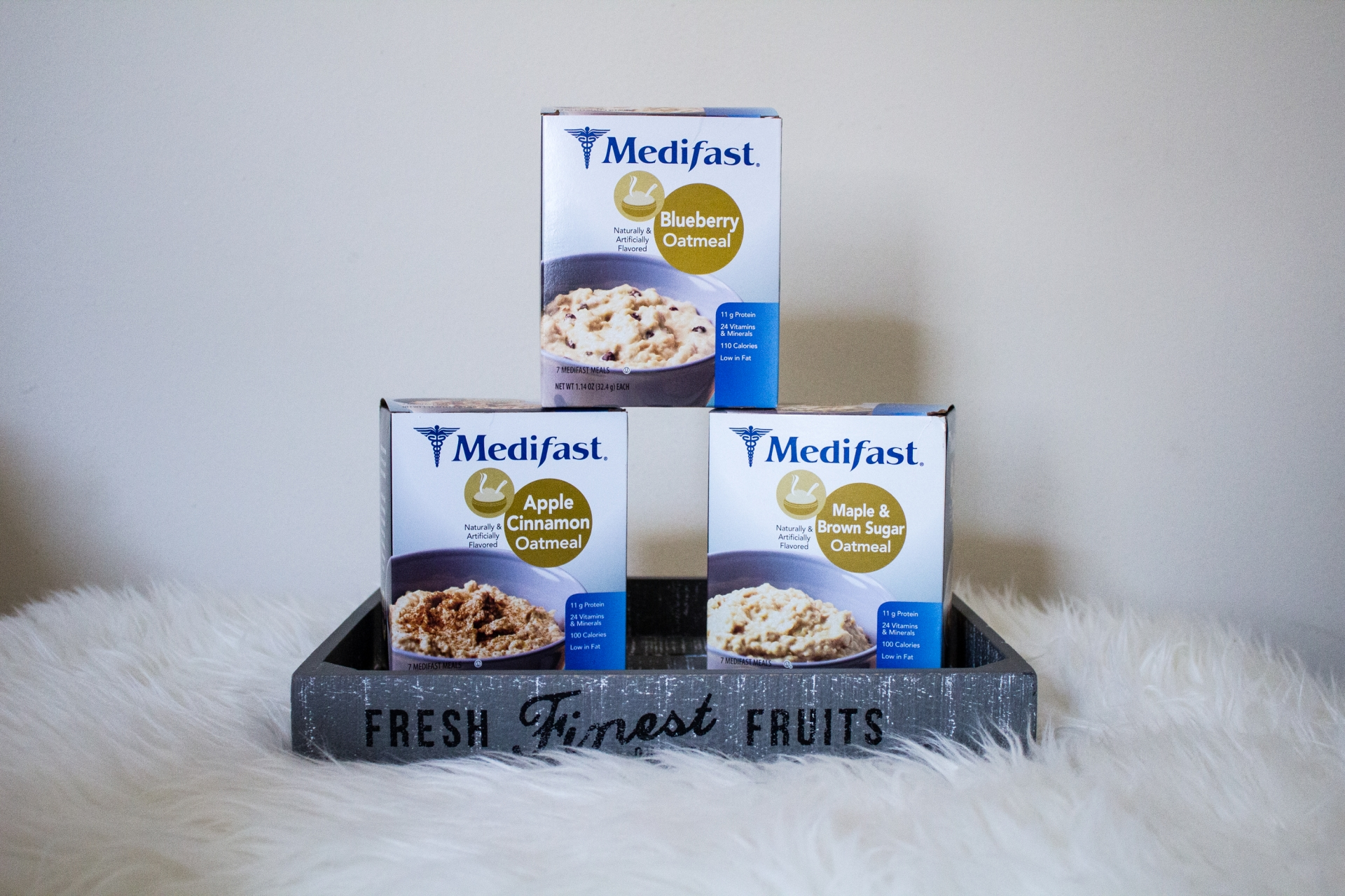 Medifast-Go-Breakfast-Collection-Oatmeals