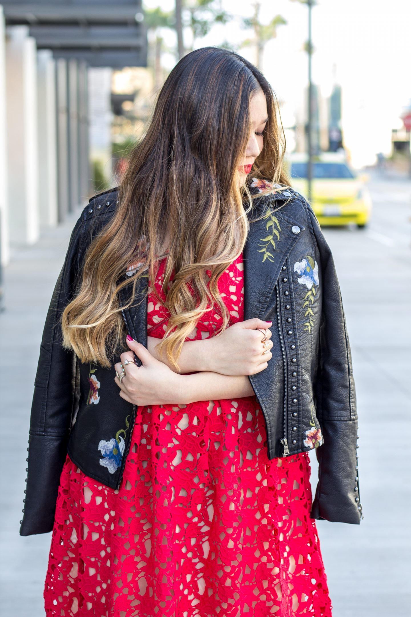 Valentine's Day Look for Under $100