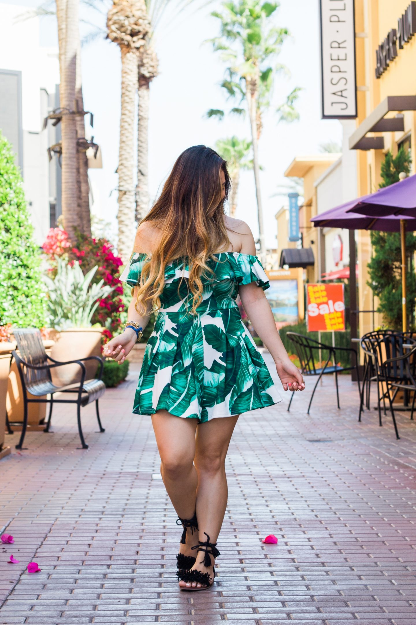 Affordable Palm Print Outfits Under $25