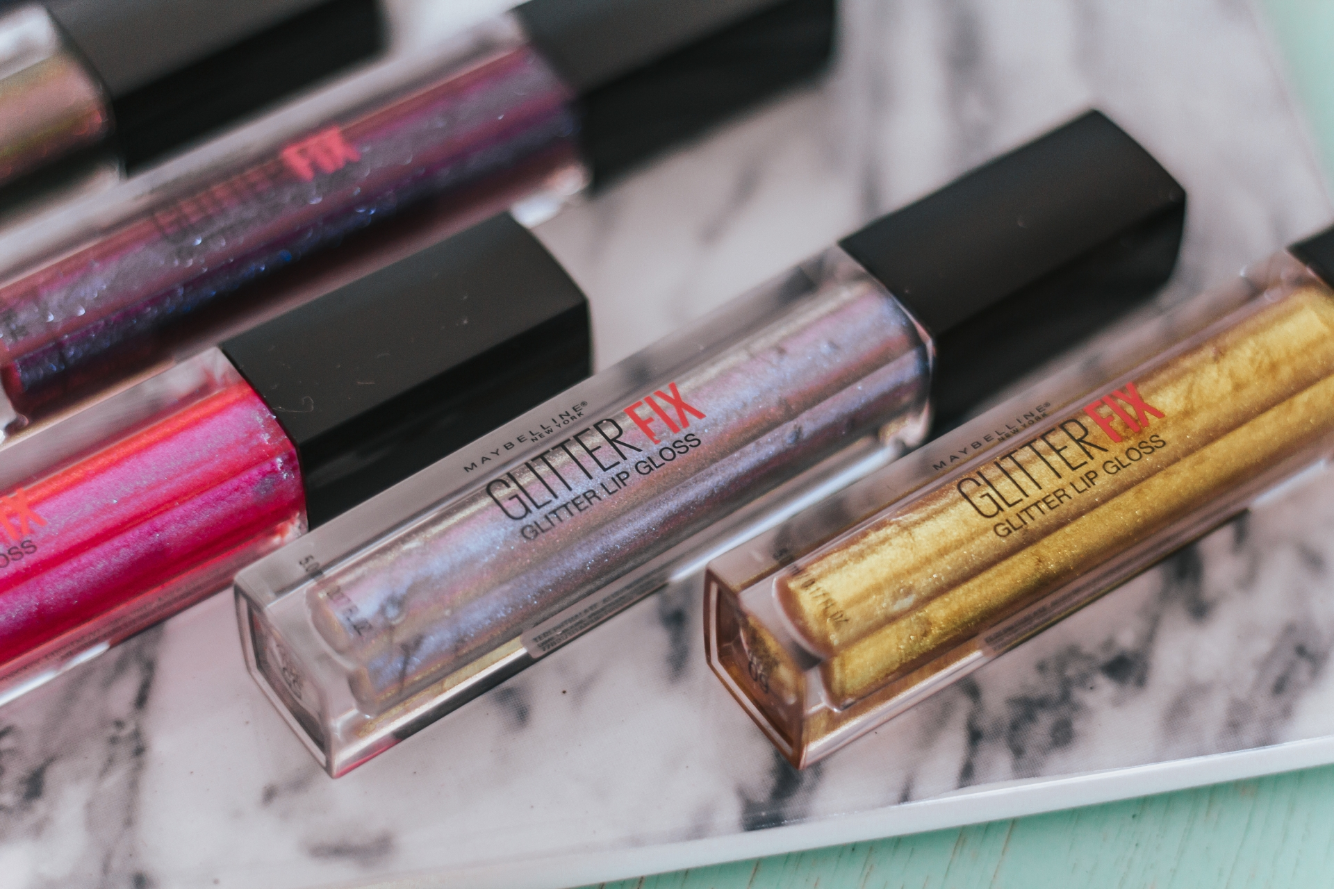 Maybelline Lip Studio Glitter Fix Lip Gloss