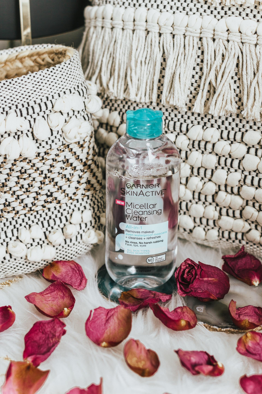 Garnier SkinActive Micellar Water All-in-1 Waterproof Blue