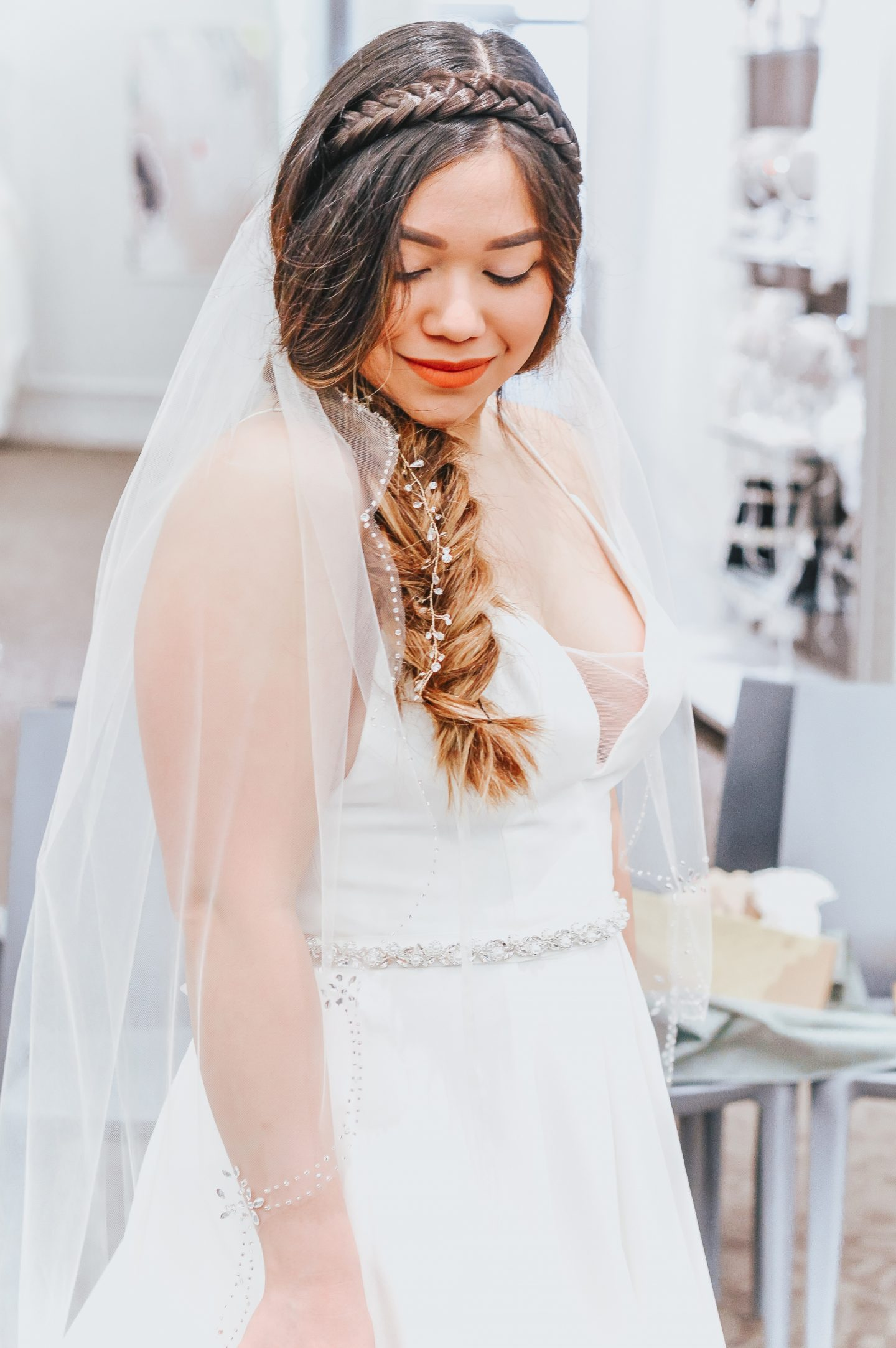 On the Hunt for the Perfect Little White Dress